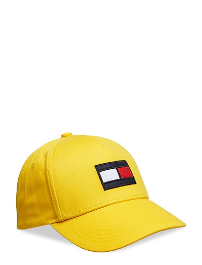 BIG FLAG CAP - SPECTRA YELLOW