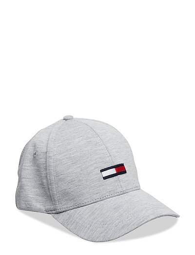 TJW FLAG CAP - LIGHT GREY HEATHER