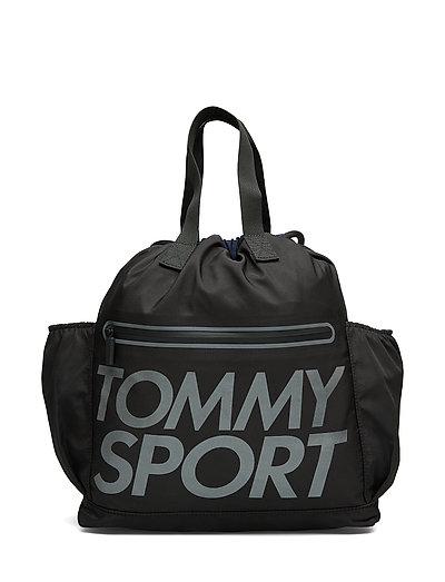 Ts Core Drawstring B Bags Weekend & Gym Bags Schwarz TOMMY HILFIGER