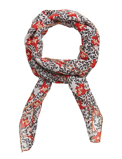 TJW FLORAL SQUARE - RED MIX