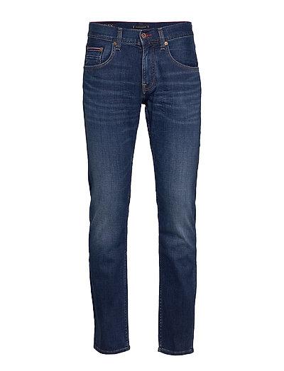 Strght Denton Sstr Elgin Blue Slim Jeans Blau TOMMY HILFIGER