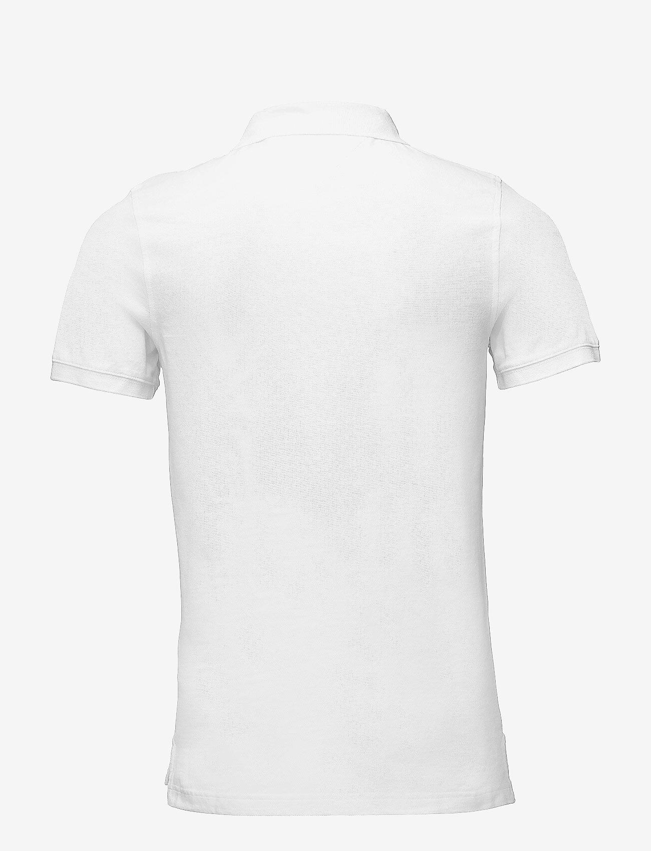 Tommy Jeans - TJM ORIGINAL FINE PI - kortermede - classic white - 1
