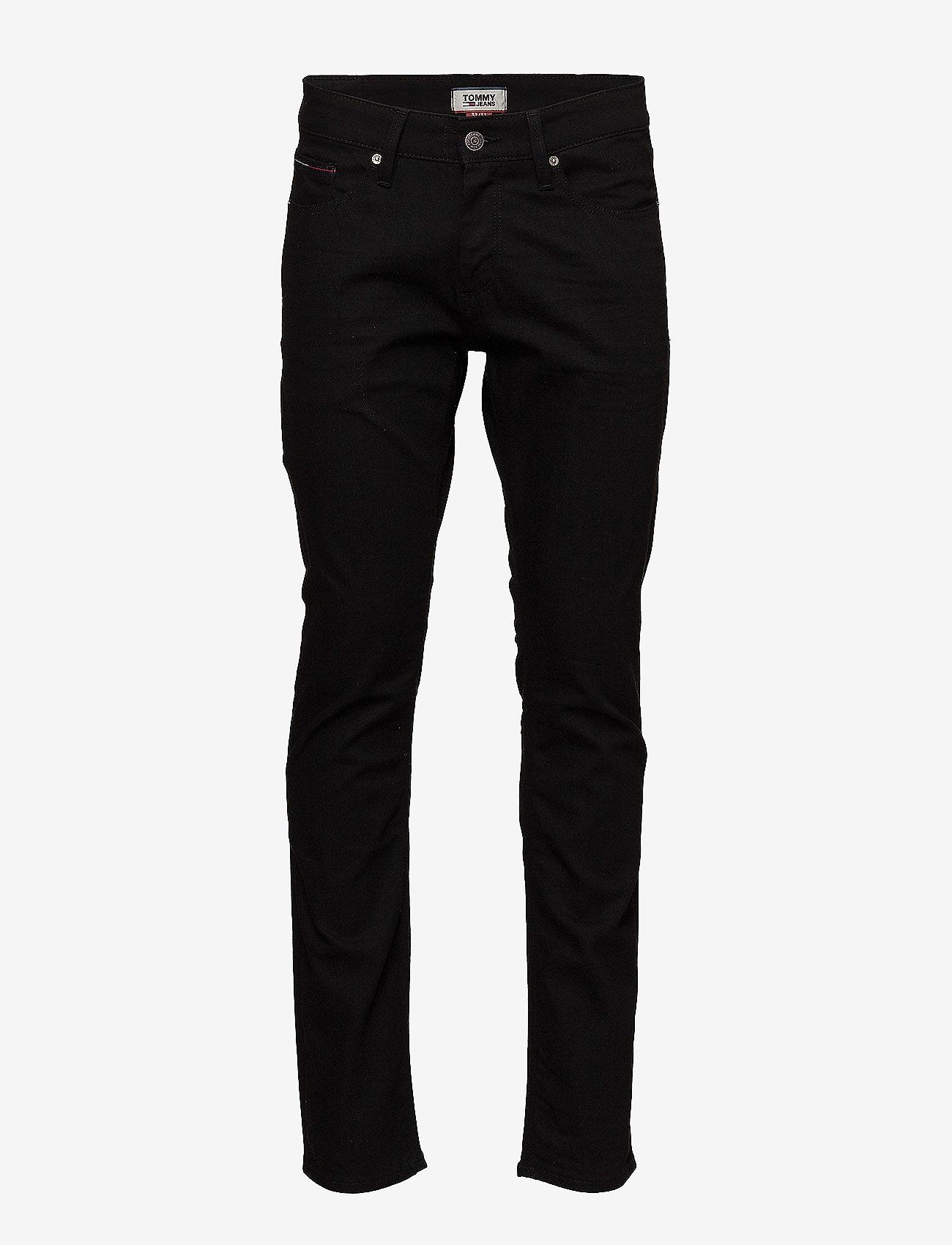 Tommy Jeans - SLIM SCANTON BLCO - slim jeans - black comfort - 0