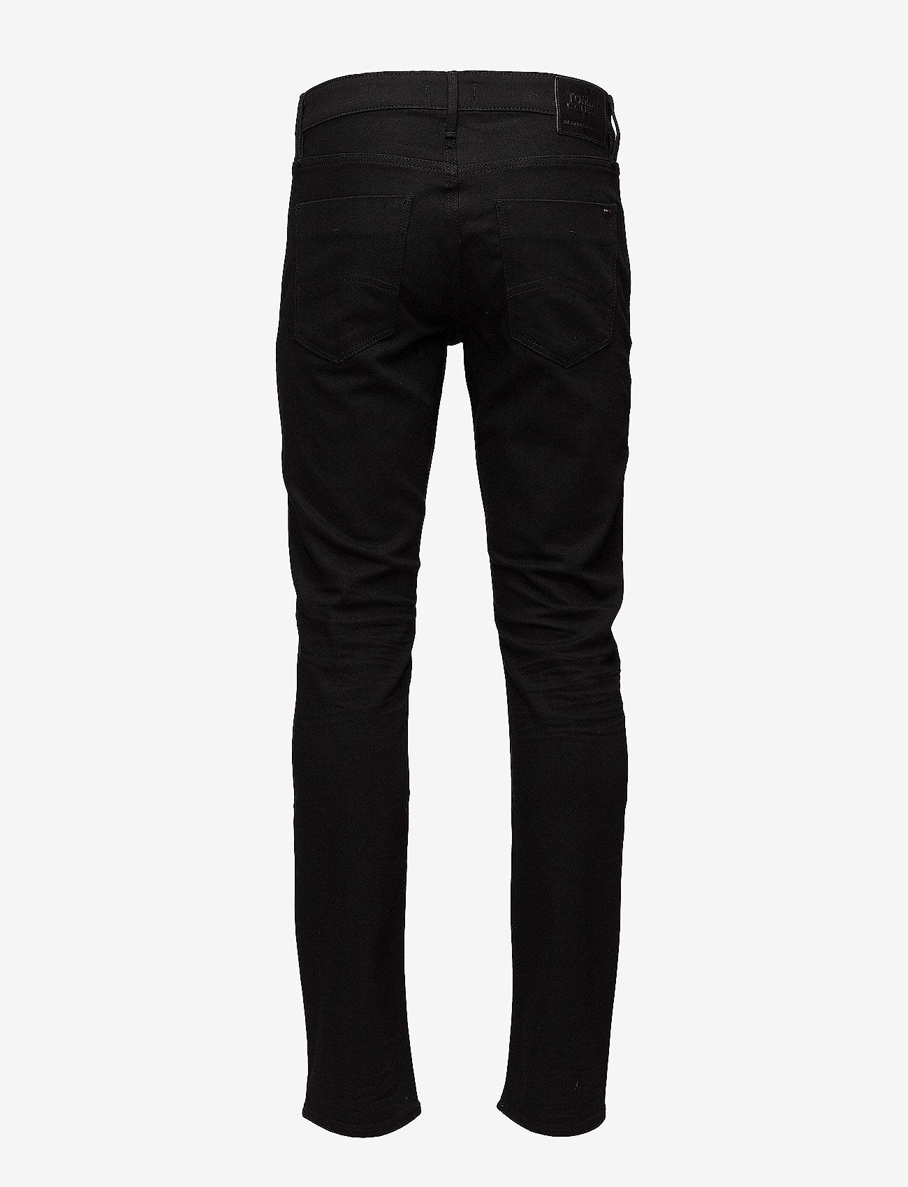 Tommy Jeans - SLIM SCANTON BLCO - slim jeans - black comfort - 1