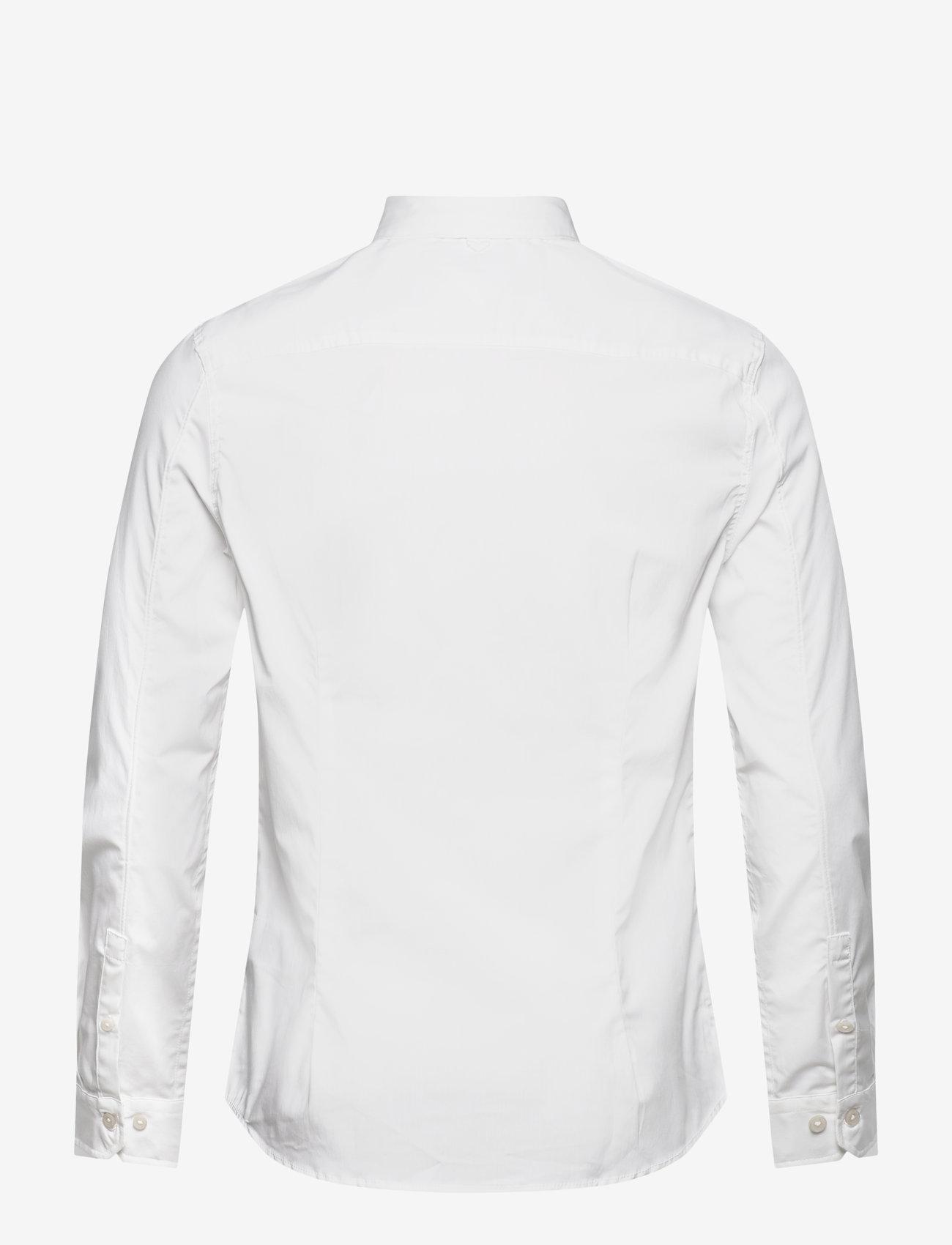 Tommy Jeans - TJM ORIGINAL STRETCH SHIRT - business skjortor - classic white - 1