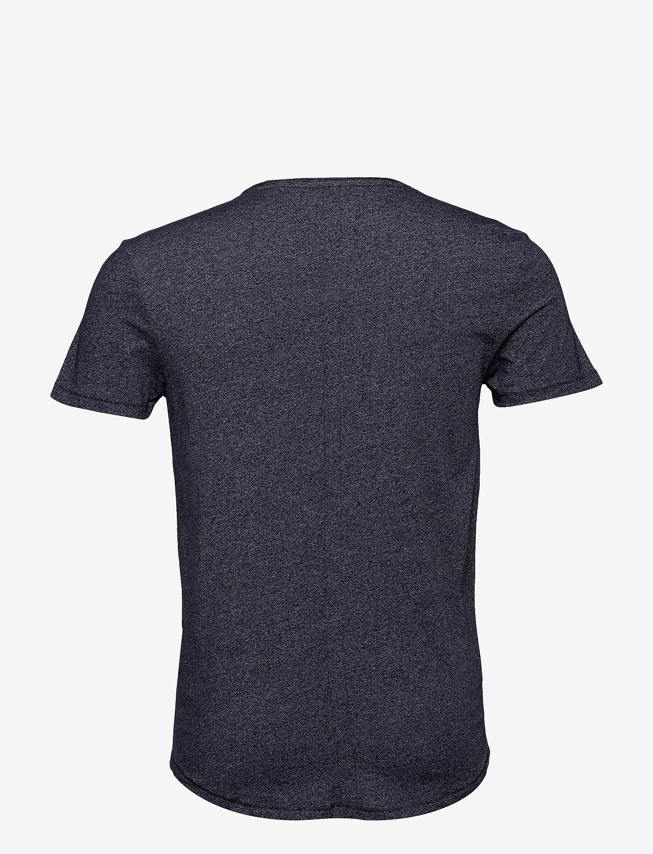 Tommy Jeans - TJM ESSENTIAL JASPE TEE - short-sleeved t-shirts - black iris - 1