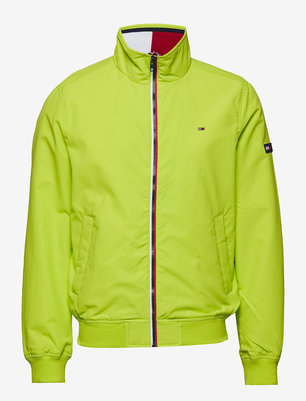 Tommy Jeans - TJM ESSENTIAL CASUAL - bomber jackets - acid lime - 1
