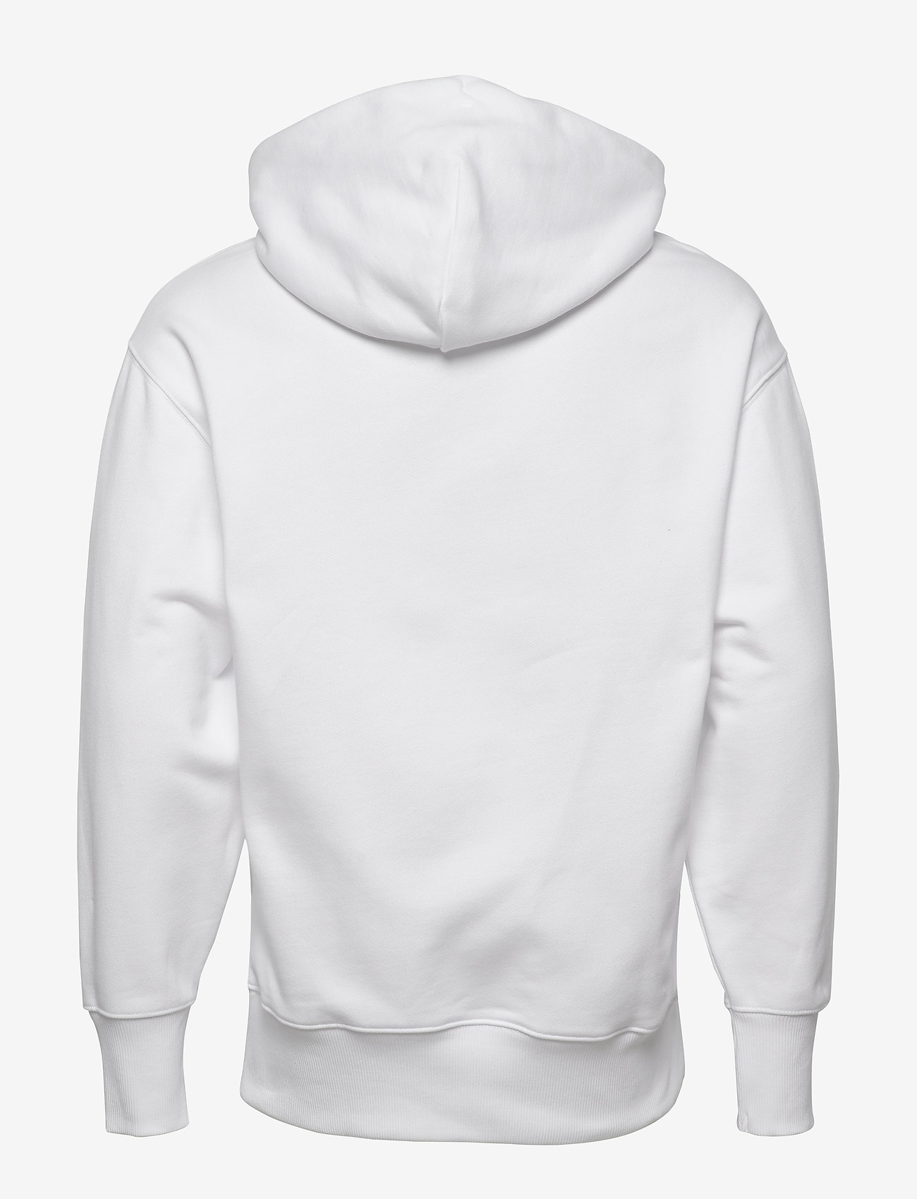 Tommy Jeans - TJM TOMMY BADGE HOODIE - hoodies - white - 1