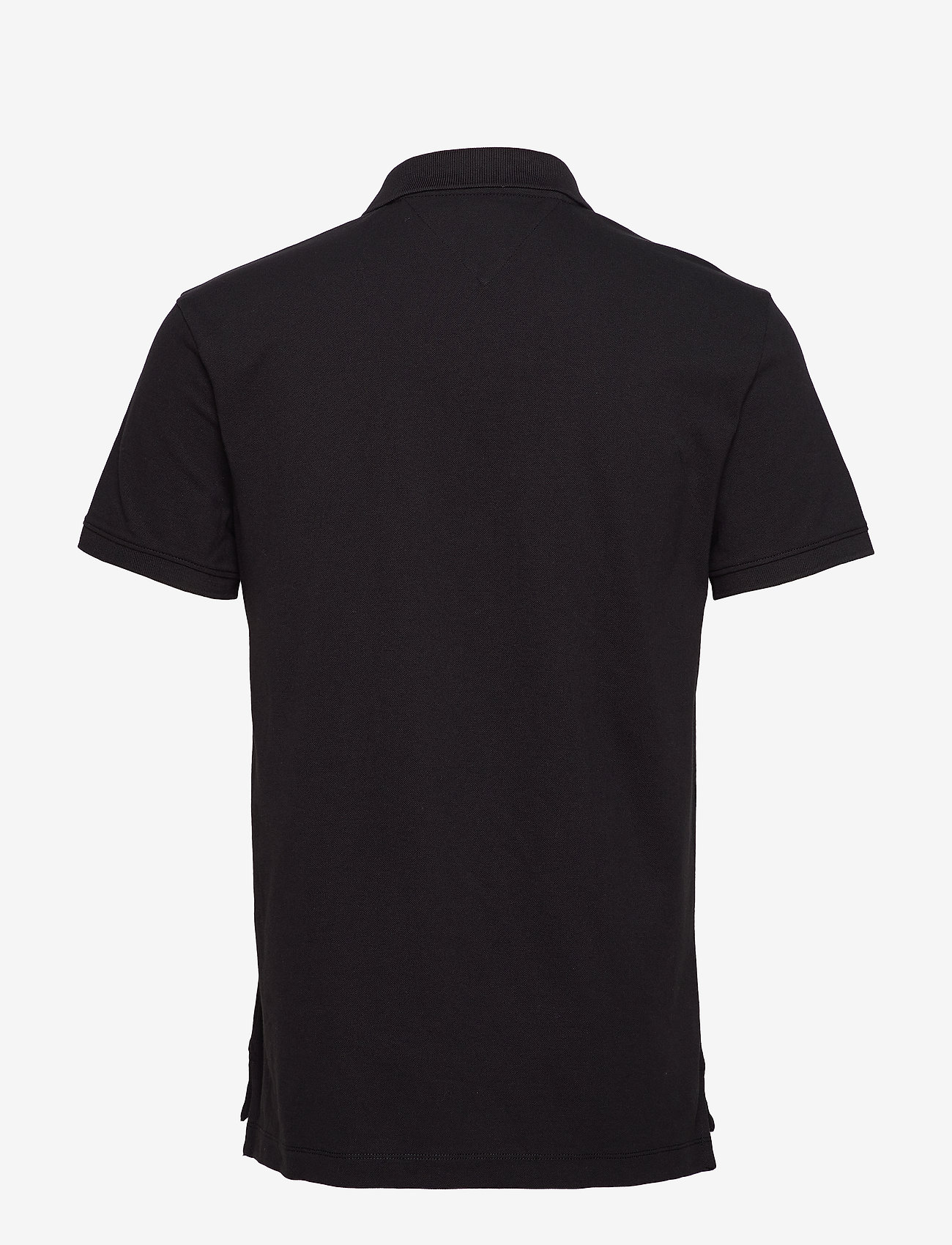 Tommy Jeans - TJM CLASSICS SOLID STRETCH POLO - kortermede - black - 1