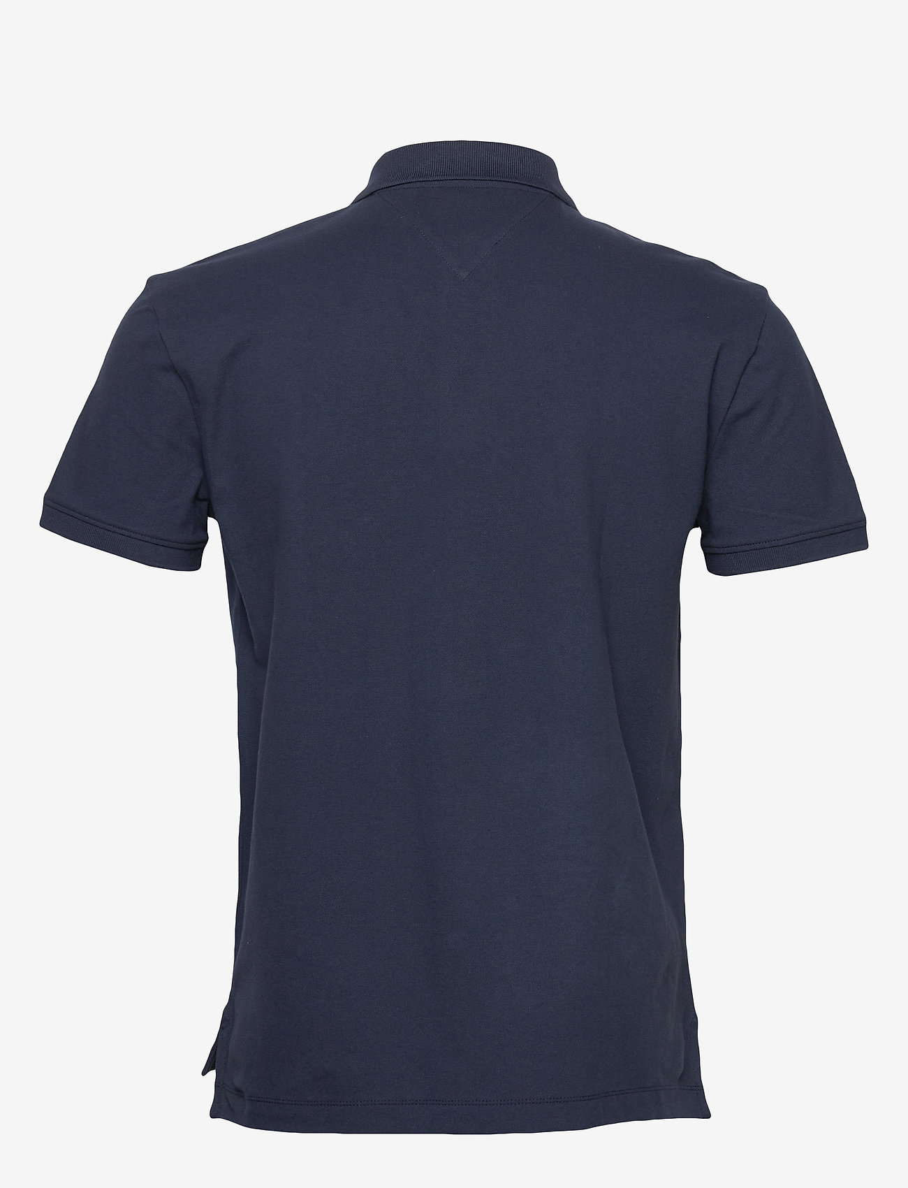 Tommy Jeans - TJM CLASSICS SOLID STRETCH POLO - lyhythihaiset - twilight navy - 1