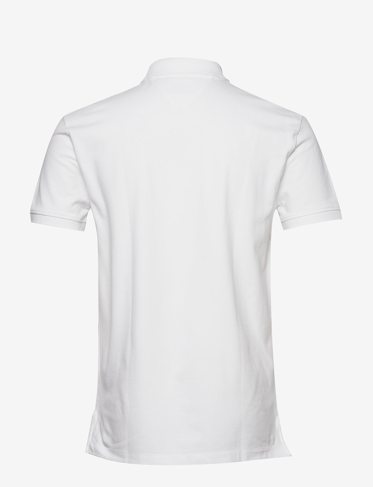 Tommy Jeans - TJM CLASSICS SOLID STRETCH POLO - kortermede - white - 1