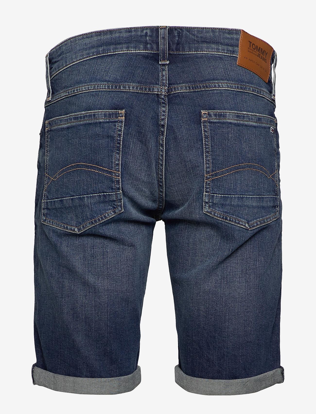 Tommy Jeans - RONNIE  RELAXED SHOR - farkkushortsit - devi dk bl com - 1
