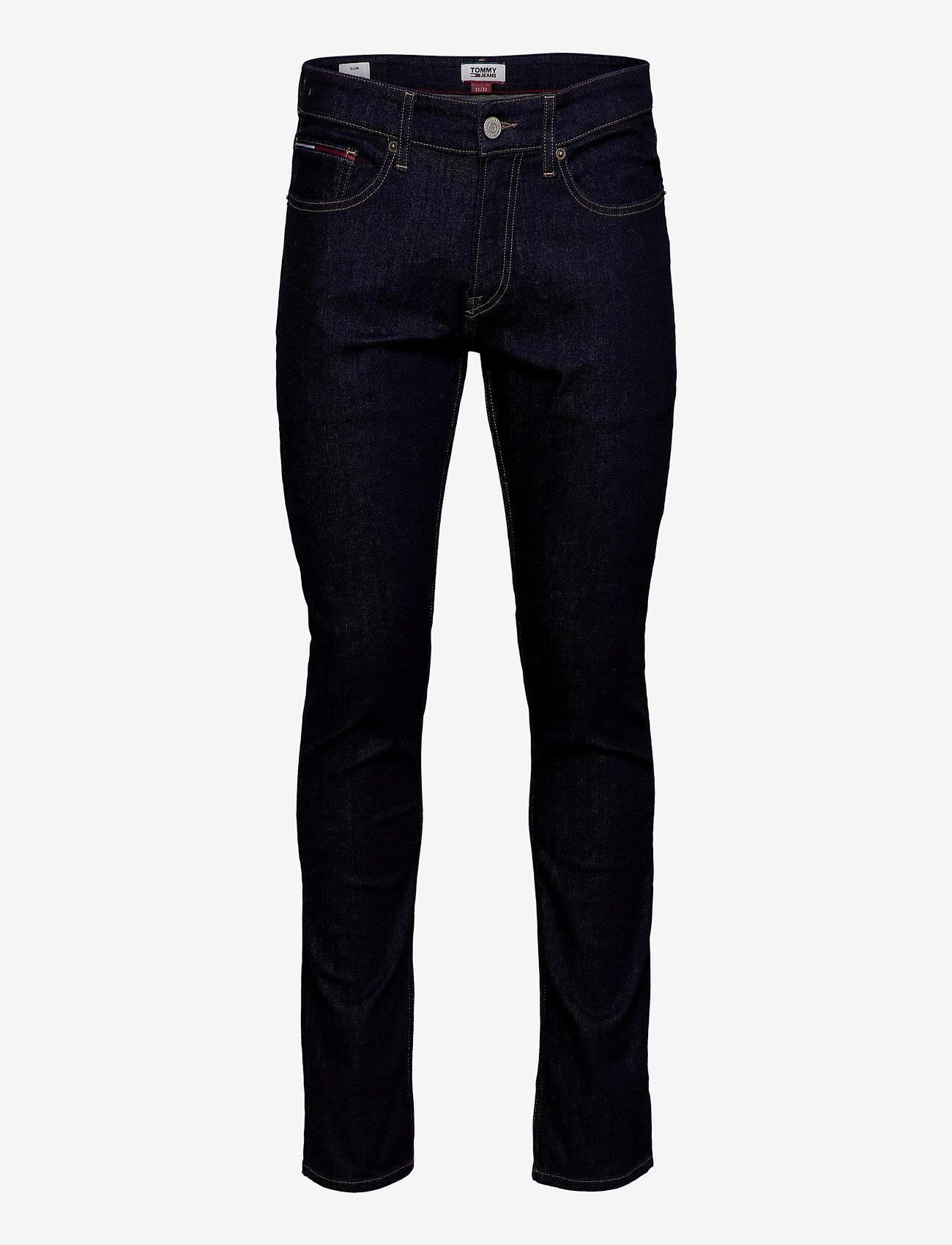 Tommy Jeans - SCANTON SLIM NRSST - new rinse stretch - 0