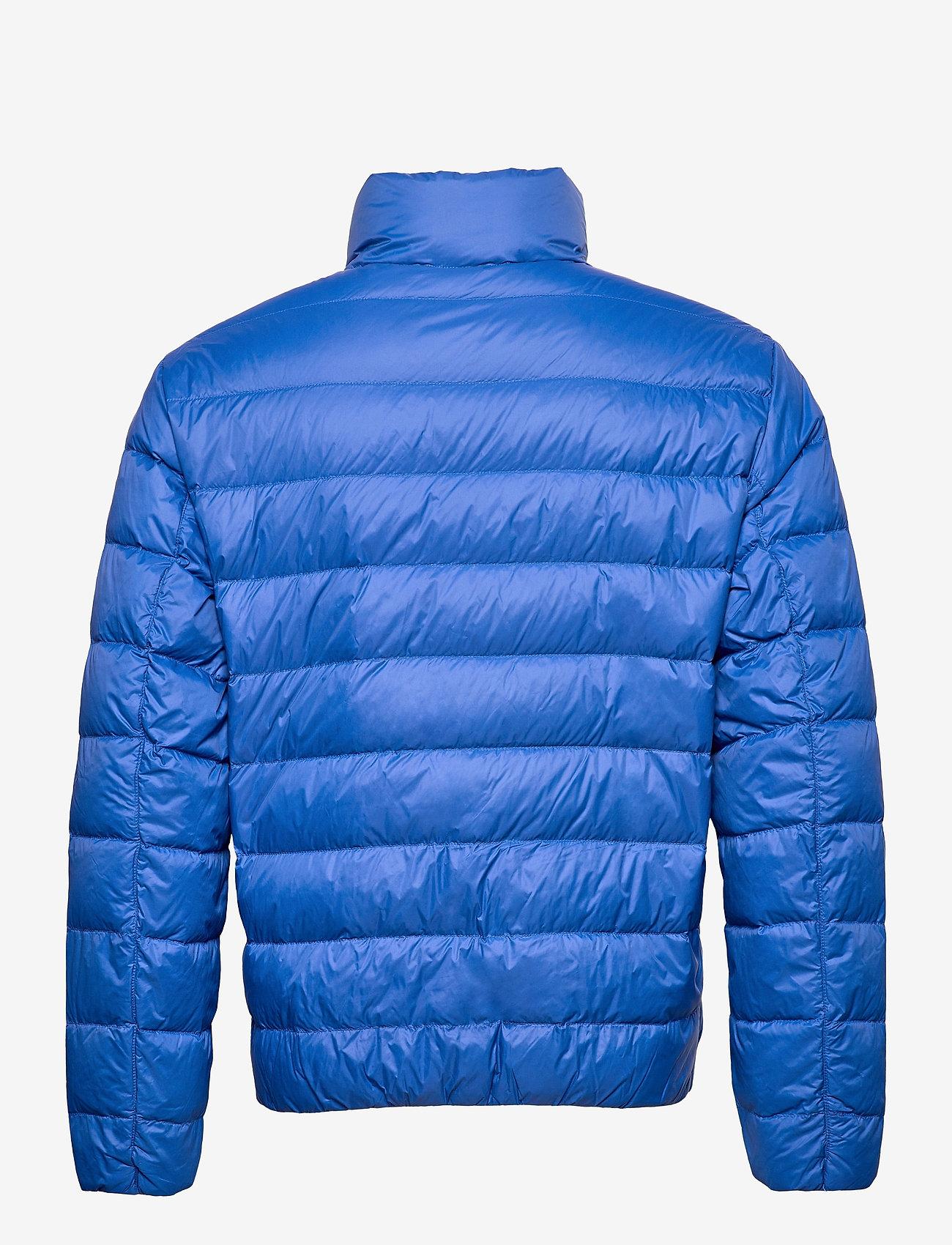 Tommy Jeans - TJM PACKABLE LIGHT DOWN JACKET - fodrade jackor - providence blue - 1