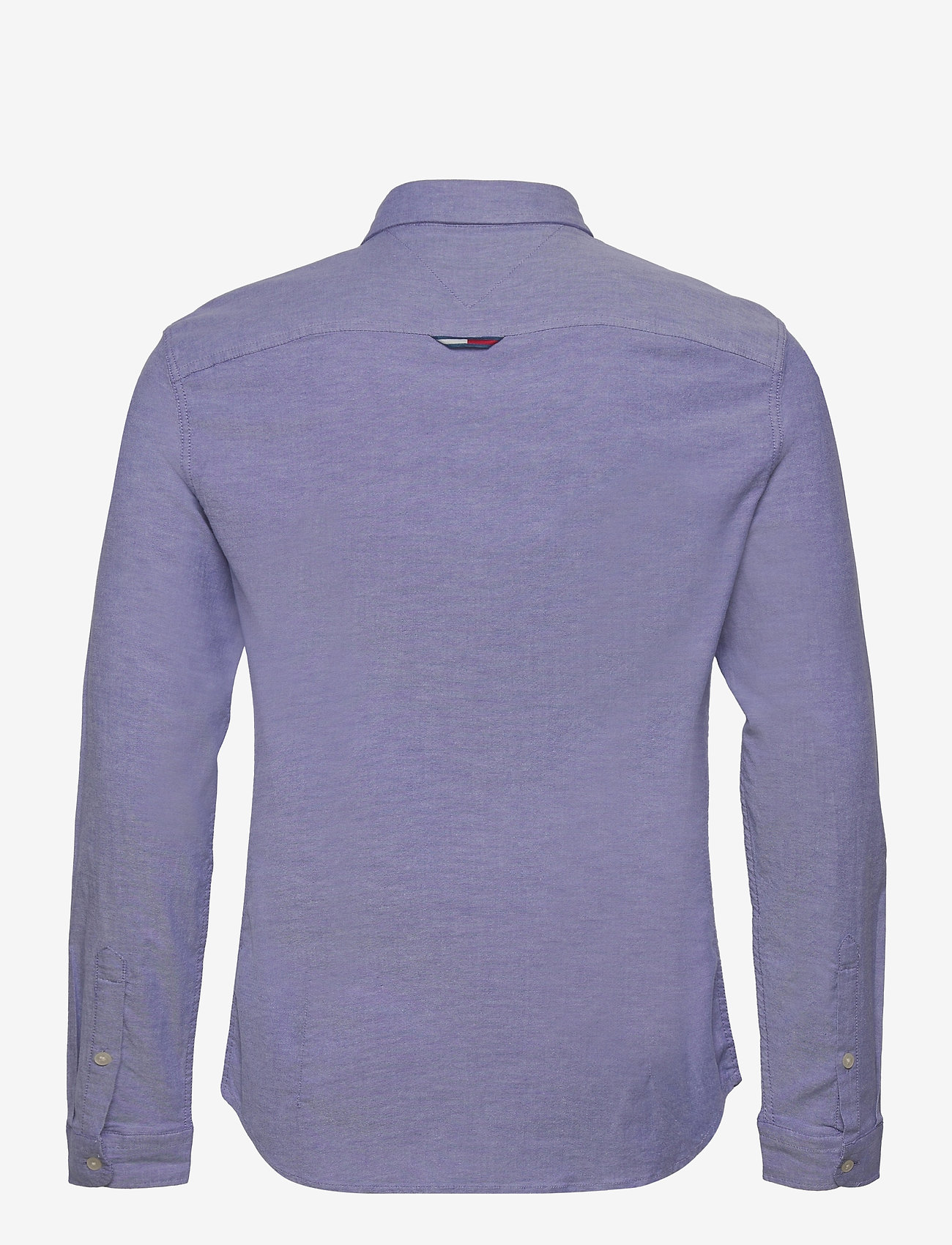 Tommy Jeans - TJM STRETCH OXFORD SHIRT - linneskjortor - court blue - 1