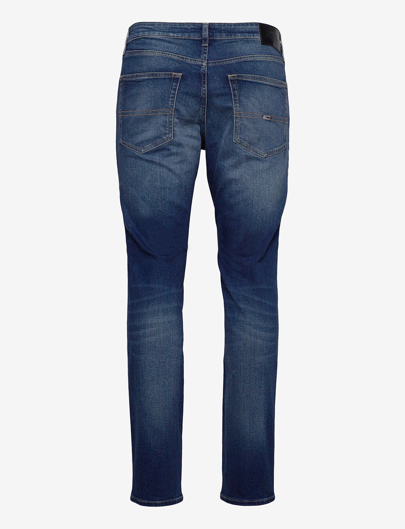 Tommy Jeans - SCANTON SLIM WMBS - slim jeans - wilson mid blue stretch - 1