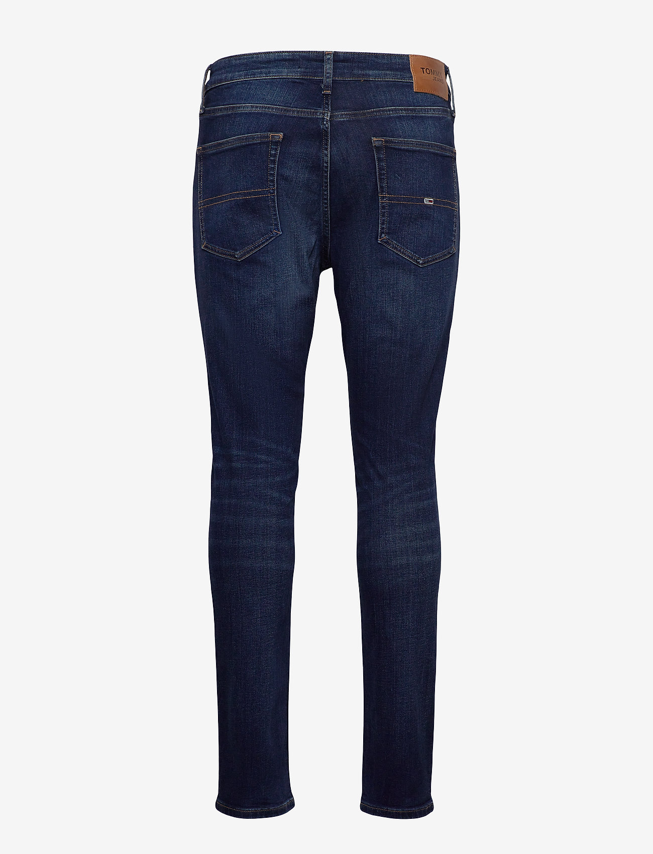 Tommy Jeans - AUSTIN SLIM TAPERED ASDBS - slim jeans - aspen dark blue stretch - 1