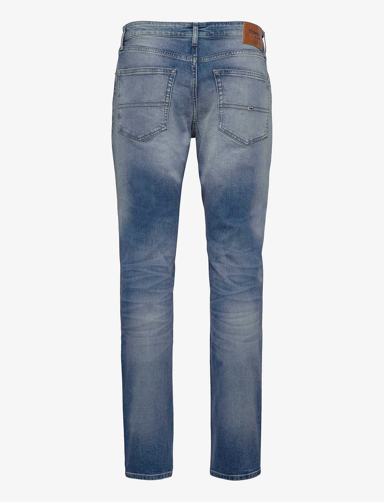 Tommy Jeans - SCANTON SLIM WLBS - slim jeans - wilson light blue stretch - 1