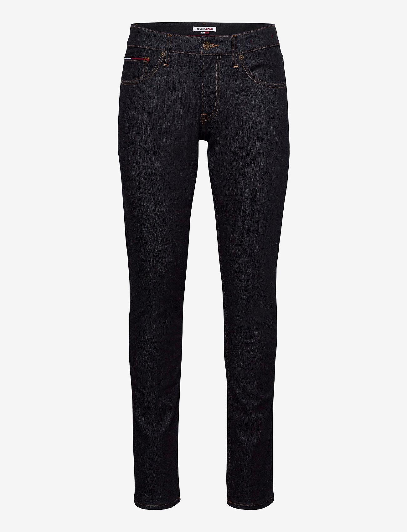 Tommy Jeans - SCANTON SLIM RICO - slim jeans - rinse comfort - 0