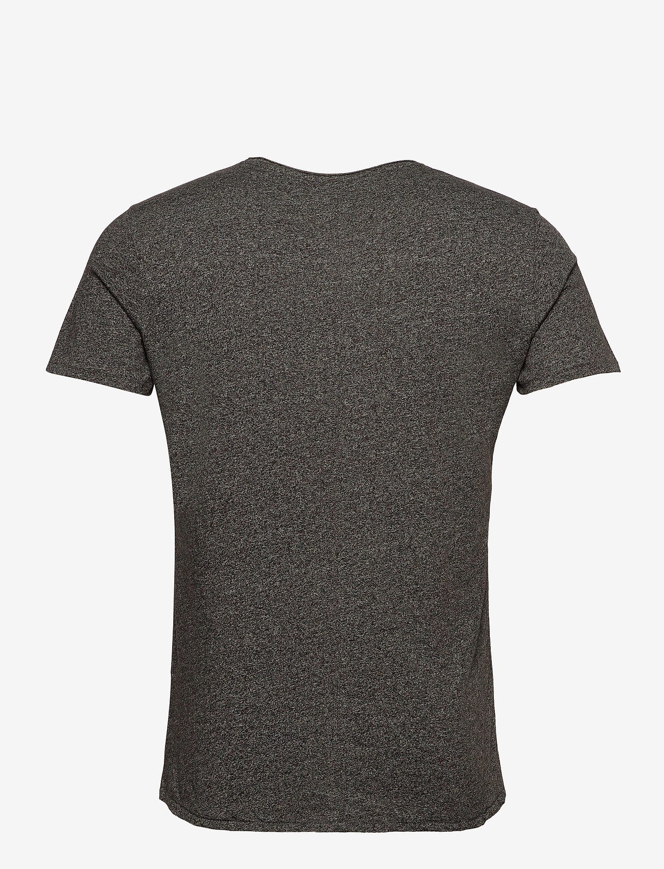 Tommy Jeans - TJM SLIM JASPE C NECK - basic t-shirts - black - 1