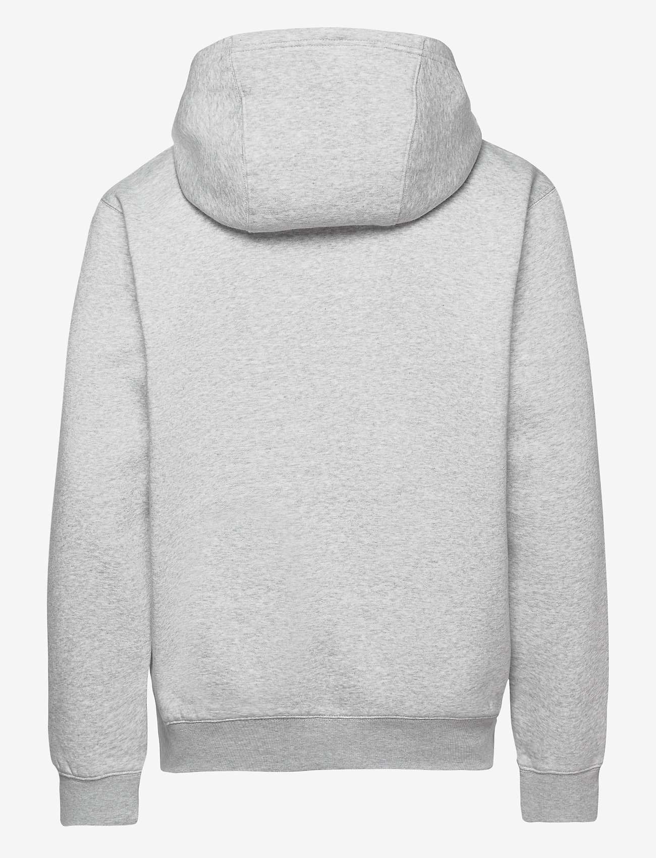 Tommy Jeans - TJM REGULAR FLEECE ZIP HOODIE - hoodies - lt grey htr - 1
