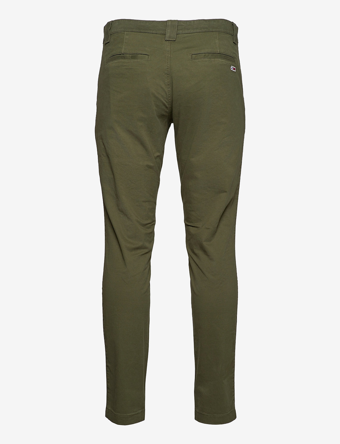 Tommy Jeans - TJM SCANTON CHINO PA - chinos - dark olive - 1