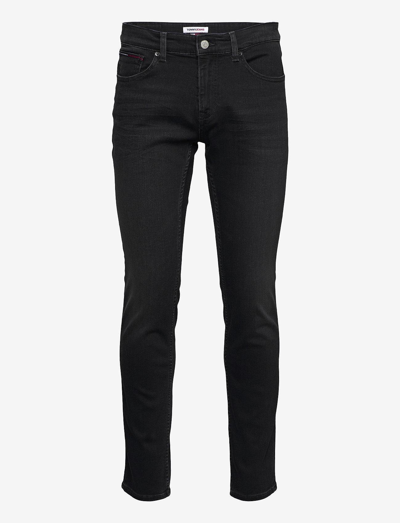 Tommy Jeans - SCANTON SLIM CSBBS - slim jeans - ceasar bk bk str - 0