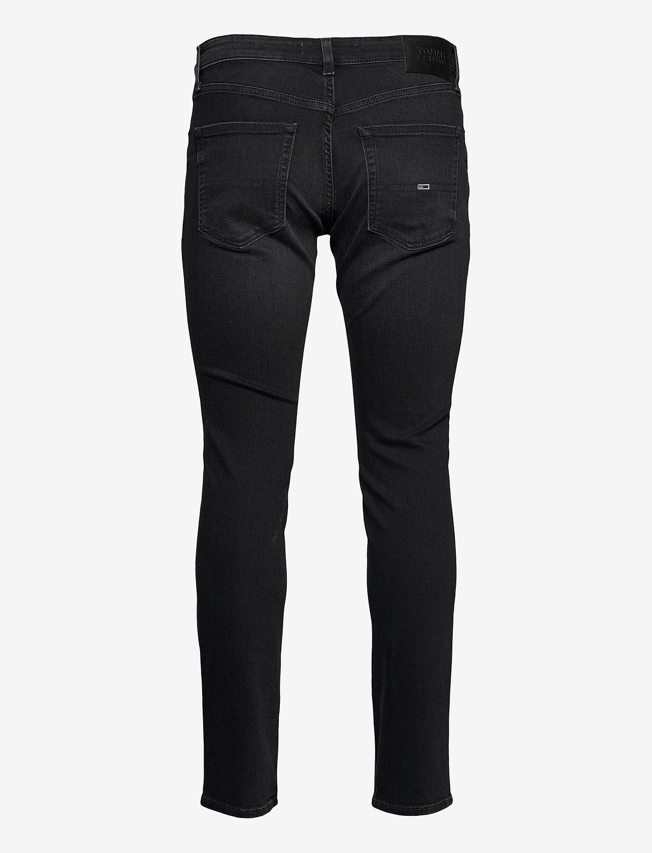 Tommy Jeans - SCANTON SLIM CSBBS - slim jeans - ceasar bk bk str - 1