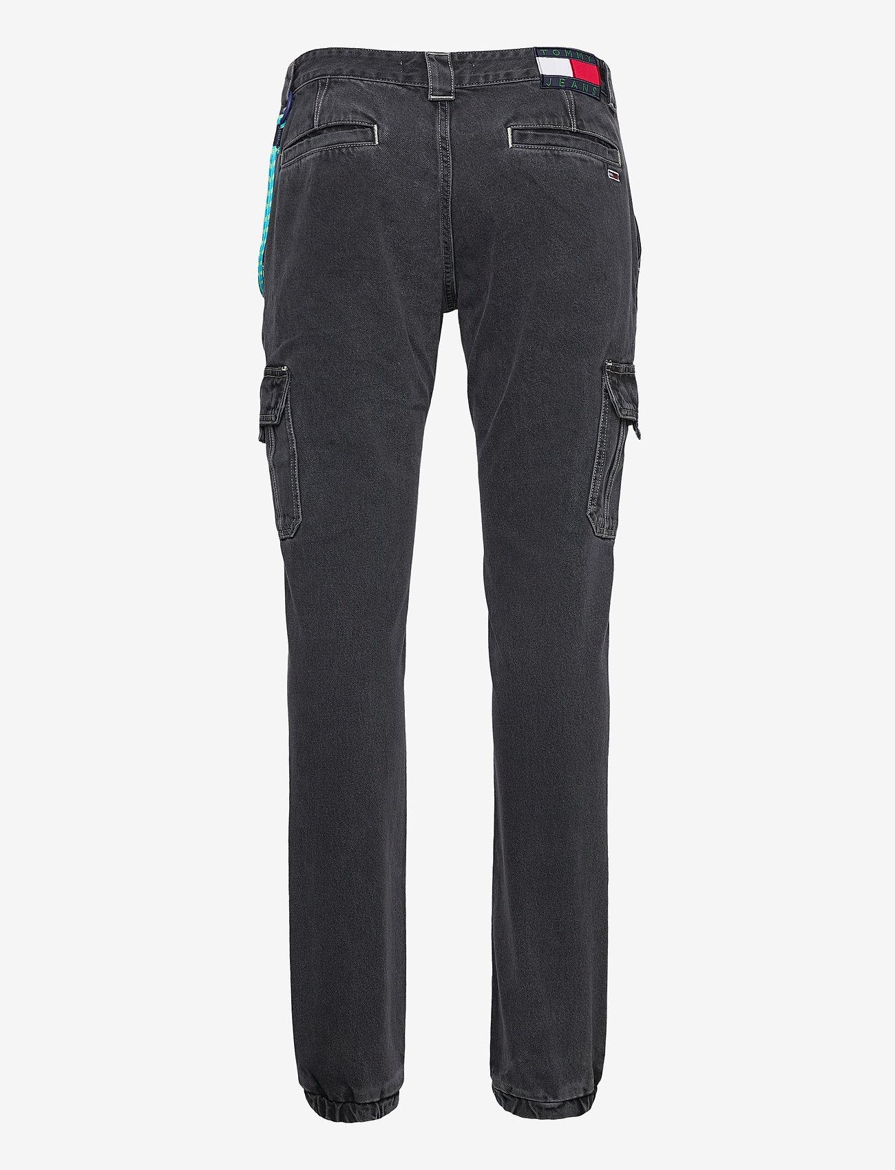 Tommy Jeans - SCANTON CARGO SVBKR - slim jeans - save ps bk rig - 1