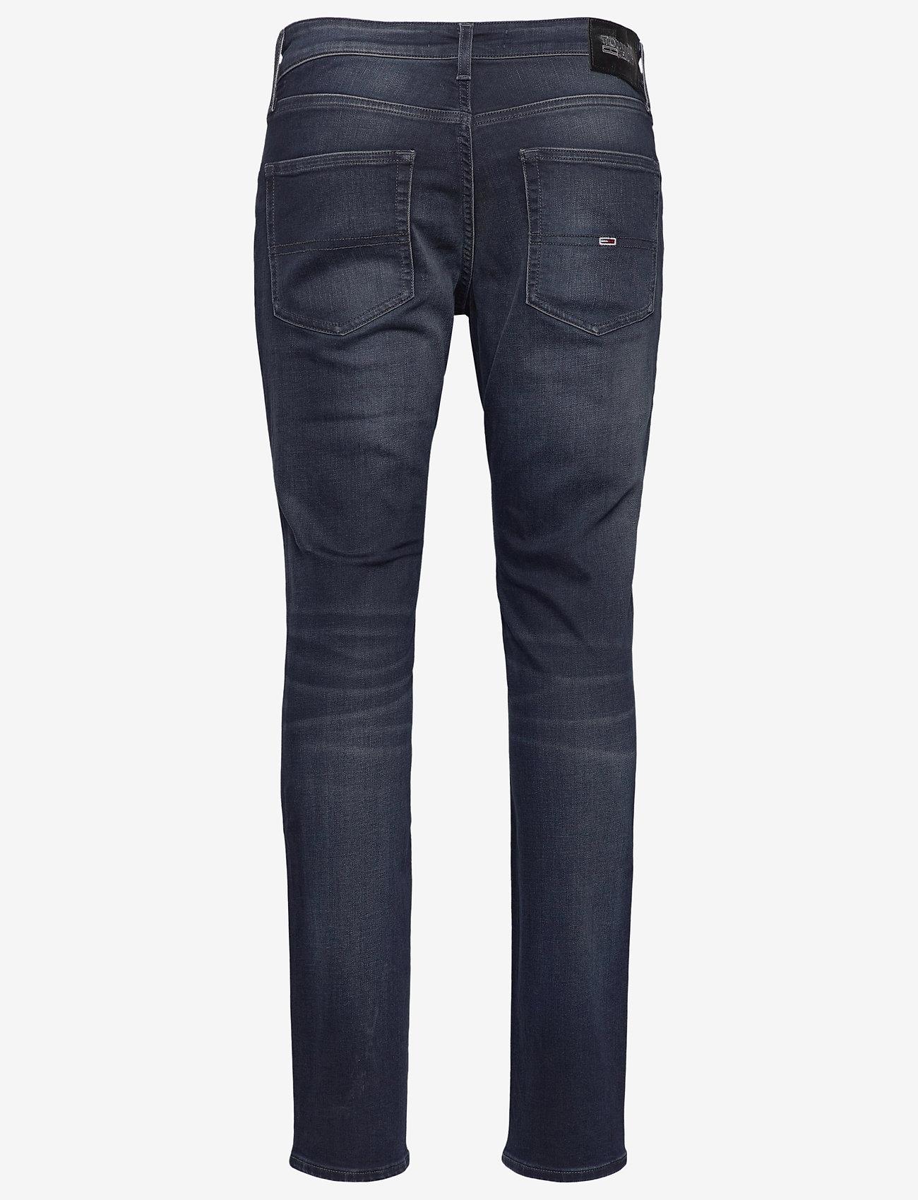 Tommy Jeans - SCANTON SLIM COBBS - slim jeans - cornell bl bk str - 1