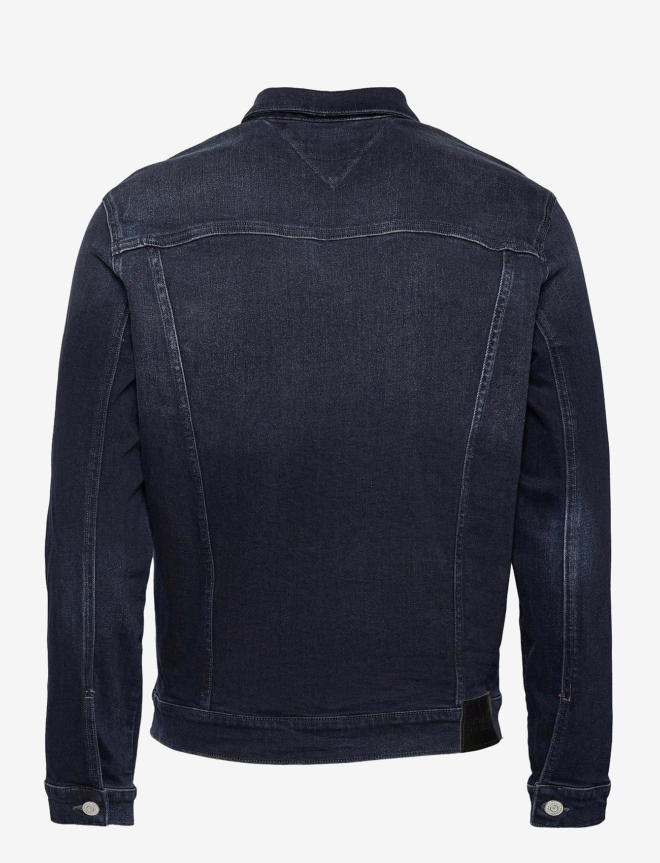 Tommy Jeans - REGULAR TRUCKER JACKET COBBS - jeansjackor - cornell bl bk str - 1
