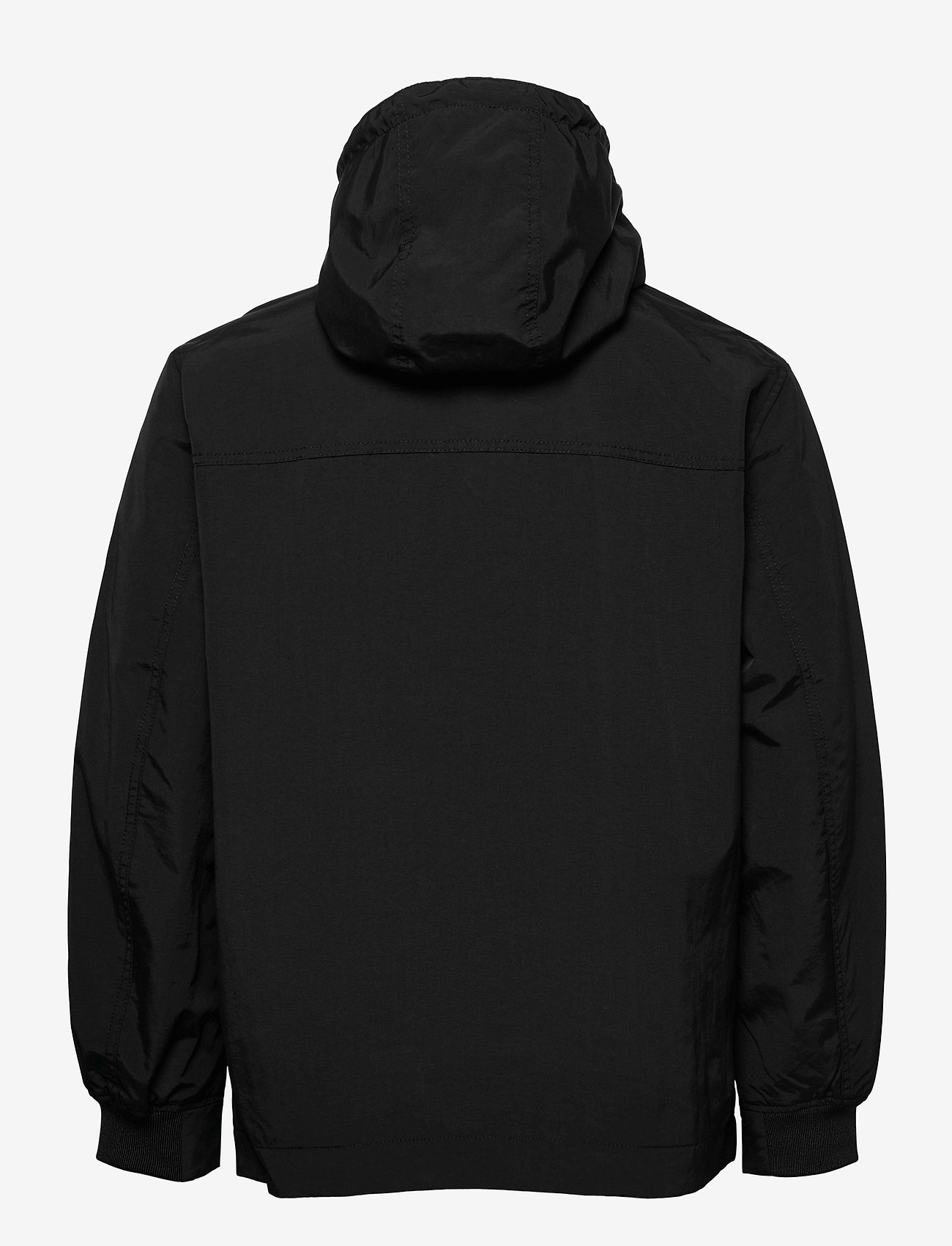Tommy Jeans - TJM ESSENTIAL HOODED JACKET - vestes légères - black - 1