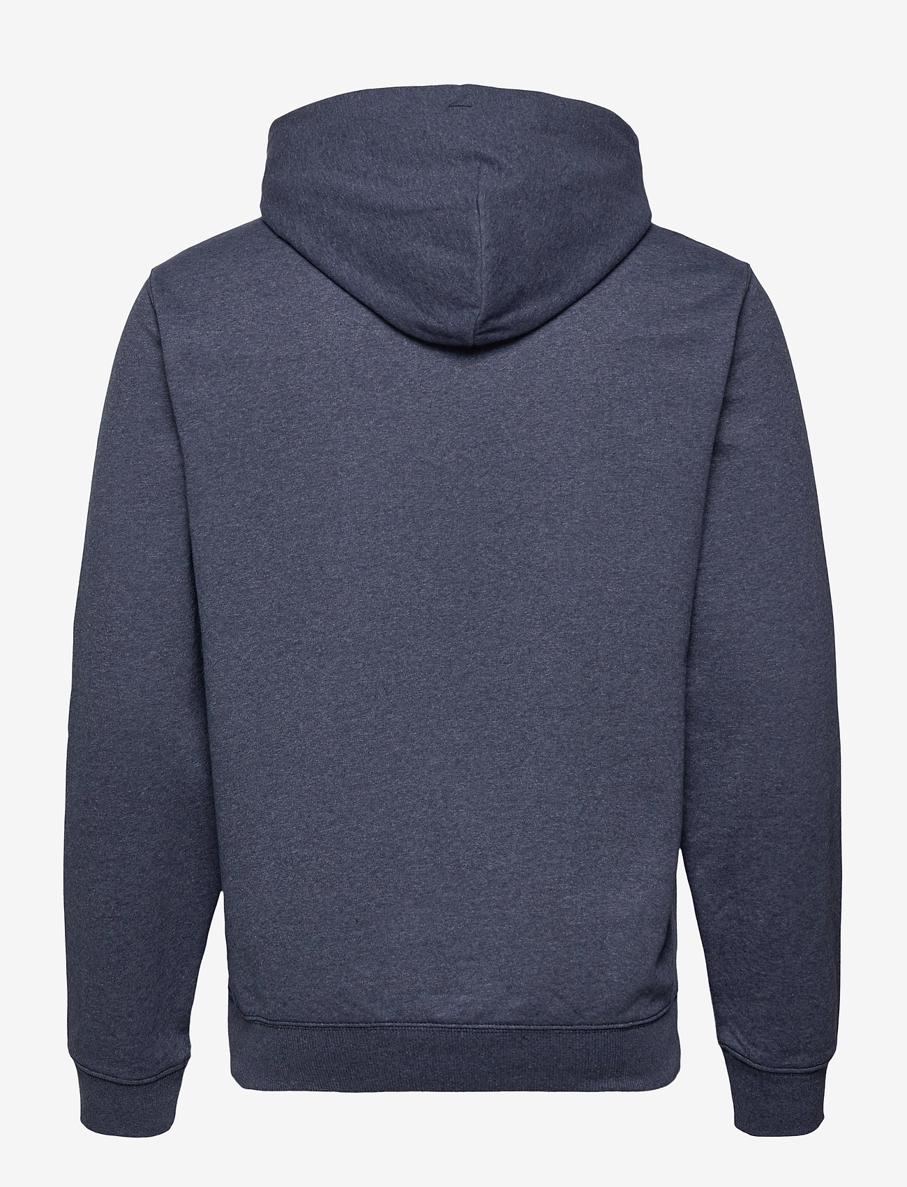 Tommy Jeans - TJM STRAIGHT LOGO HOODIE - basic sweatshirts - twilight navy htr - 1