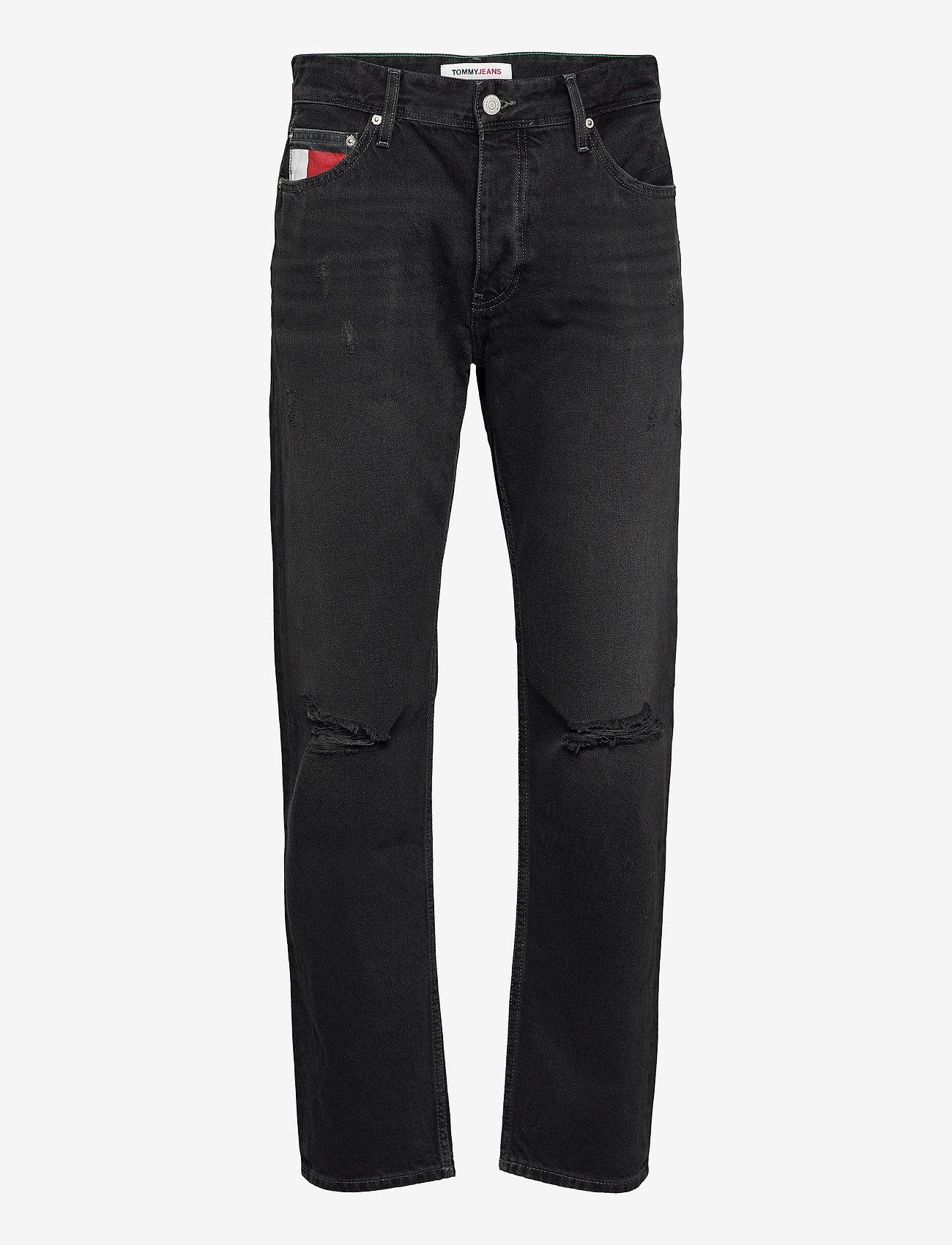 Tommy Jeans - ETHAN RLXD STRAIGHT SSPBBRSD - relaxed jeans - save sp bk bk rgd spr destr - 0