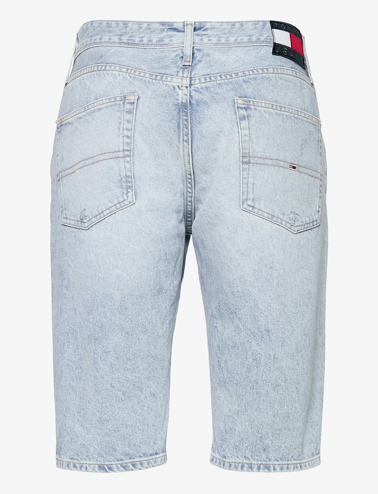 Tommy Jeans - ETHAN RLXD DENIM SHORT SSPLBRD - short en jean - save sp lb rgd destr - 1