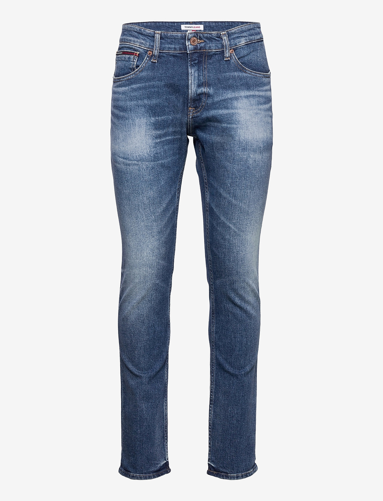 Tommy Jeans - SCANTON SLIM DSYC - slim jeans - dean six years com - 0