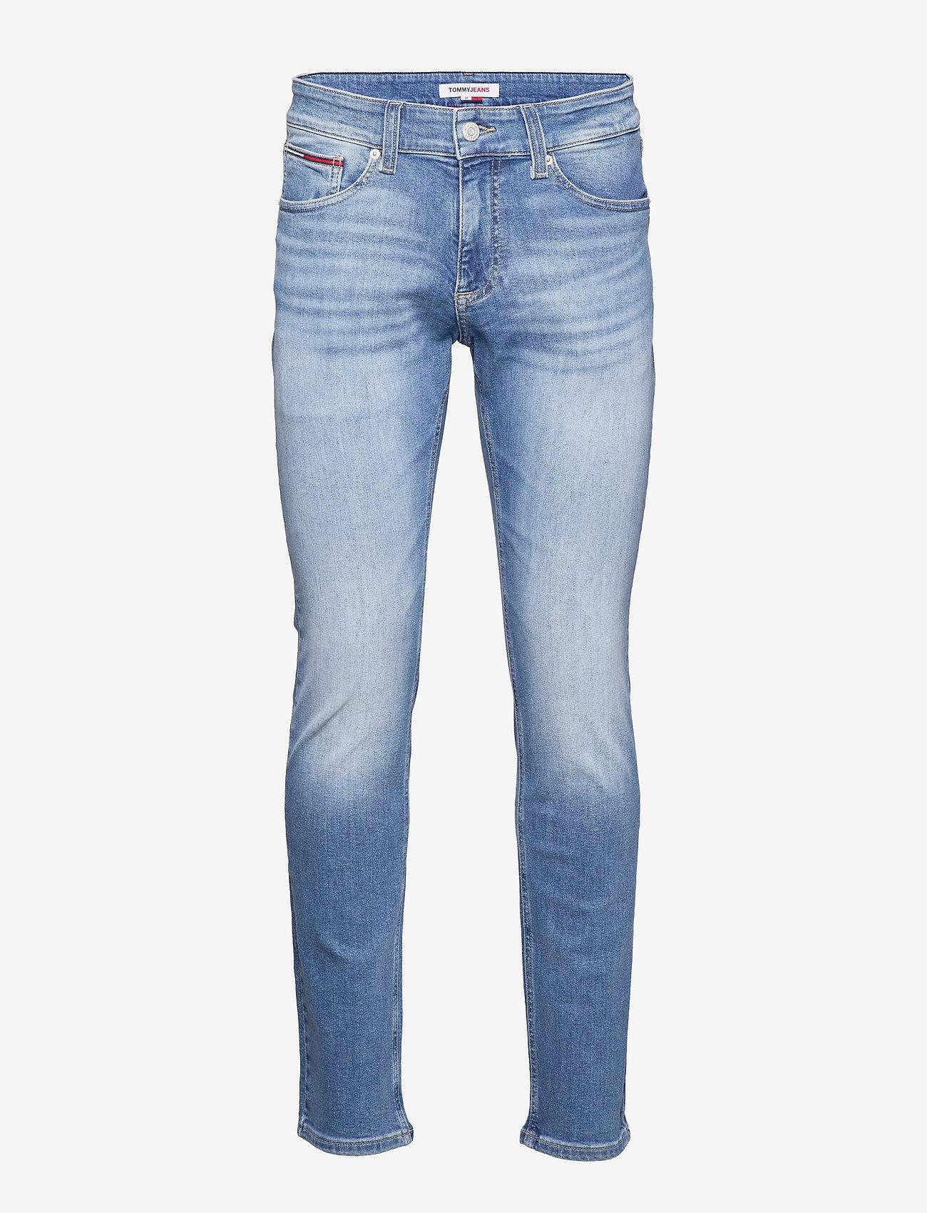 Tommy Jeans - SCANTON SLIM AE118 LBS - slim jeans - denim light - 0