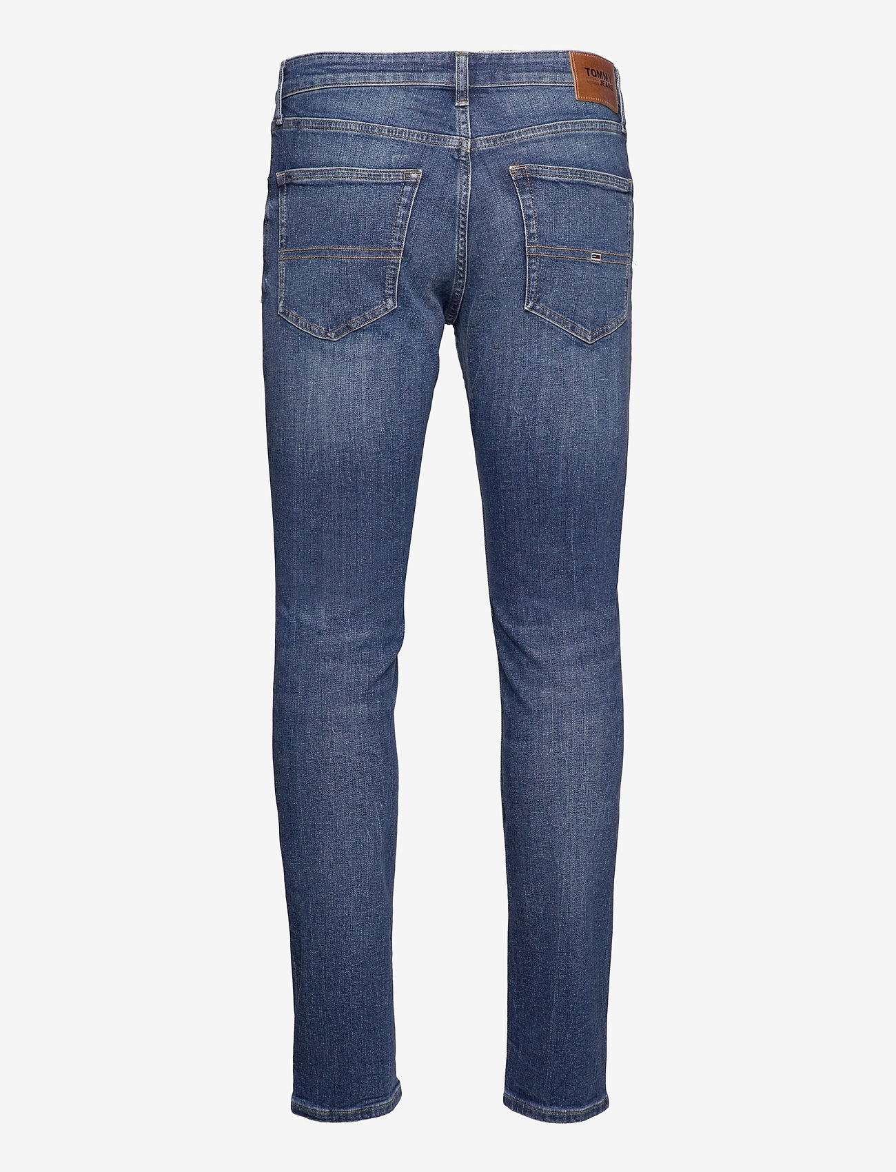 Tommy Jeans - SCANTON SLIM BE138 MBSTR - slim jeans - denim medium - 1