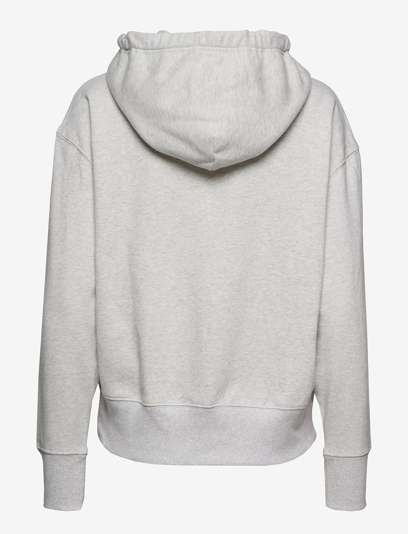 Tommy Jeans Tjw Love Hoodie - Sweatshirts Pale Grey Heather