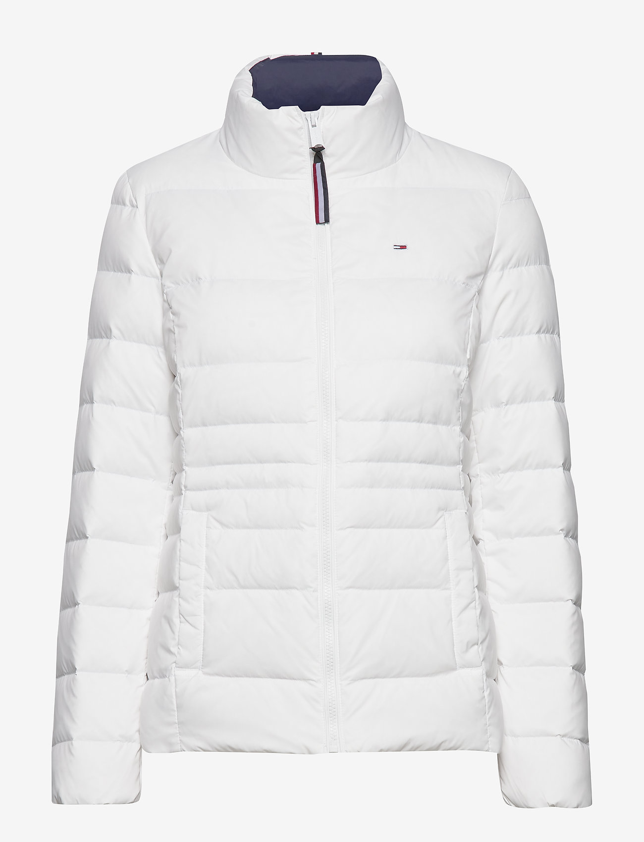 Tommy Jeans - TJW MODERN DOWN JACKET - padded jackets - classic white - 1