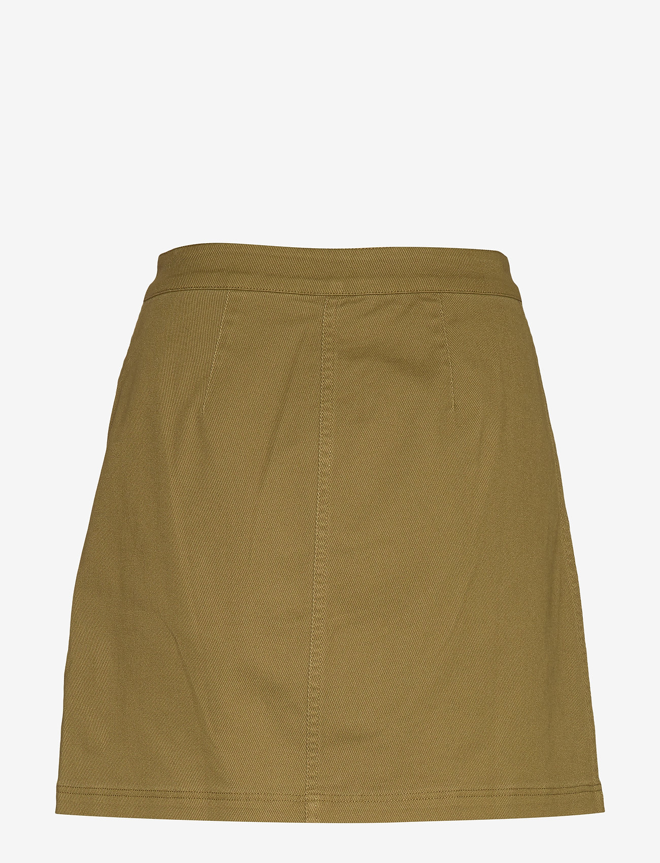 Tommy Jeans - TJW CARPENTER SKIRT - jupes courtes - martini olive - 1