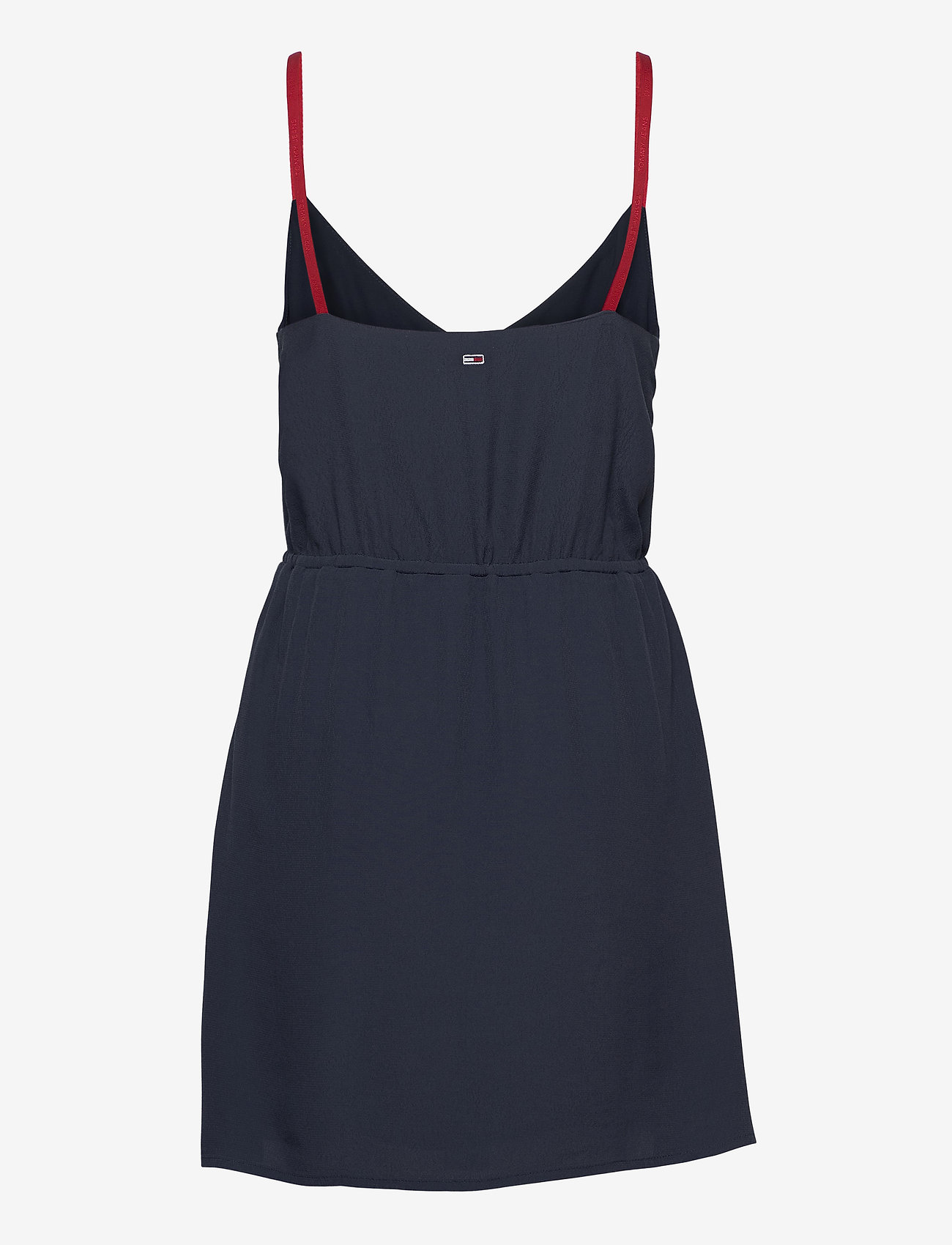 Tommy Jeans - TJW ESSENTIAL STRAP - short dresses - twilight navy - 1