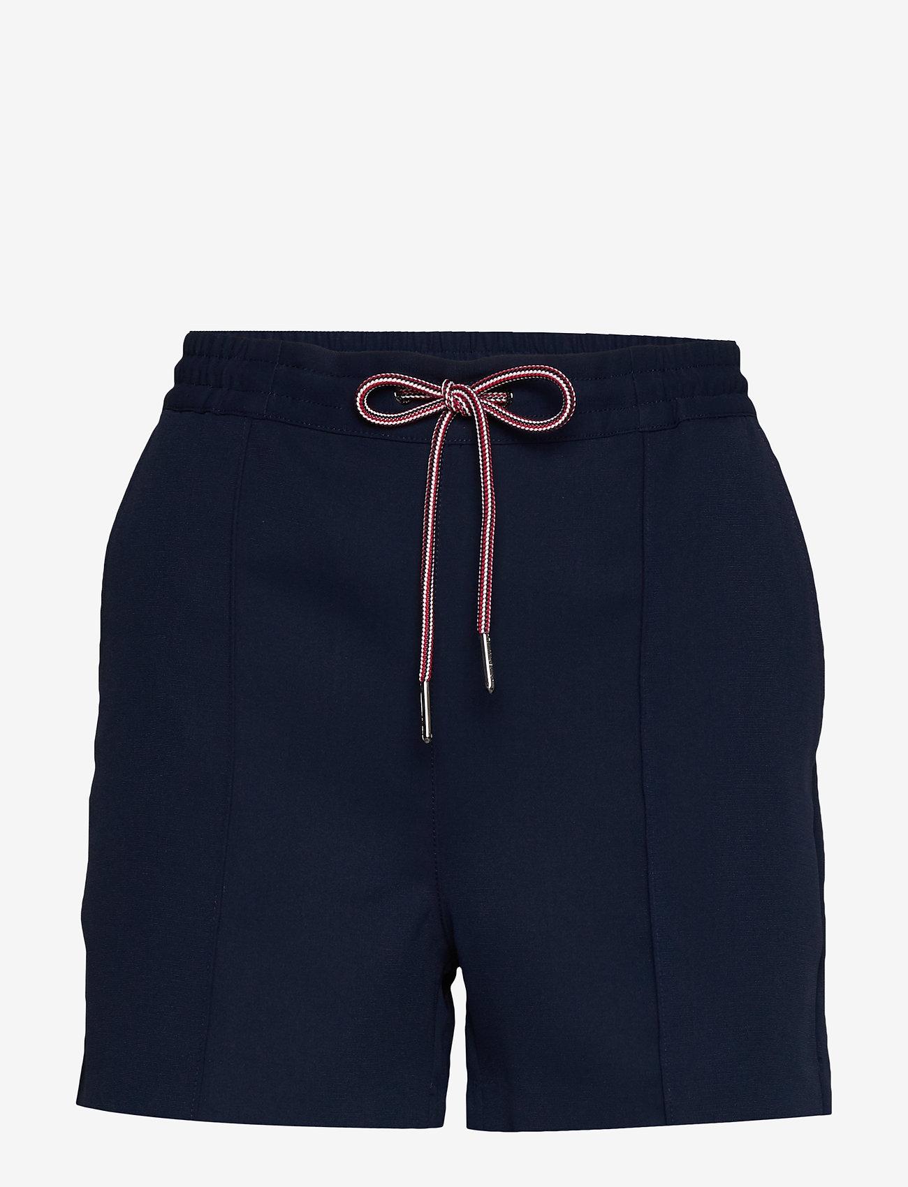 Tommy Jeans - TJW SMART JOG SHORT - casual shorts - twilight navy - 0
