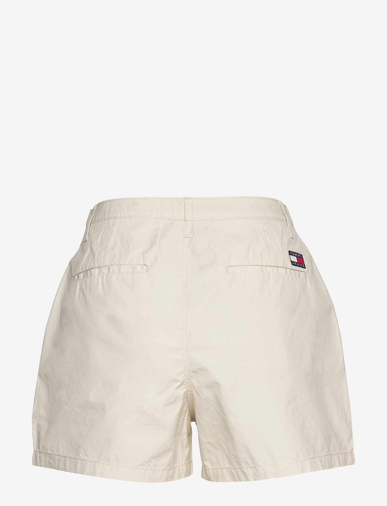 Tommy Jeans - TJW ESSENTIAL CHINO SHORT - chino shorts - light silt - 1