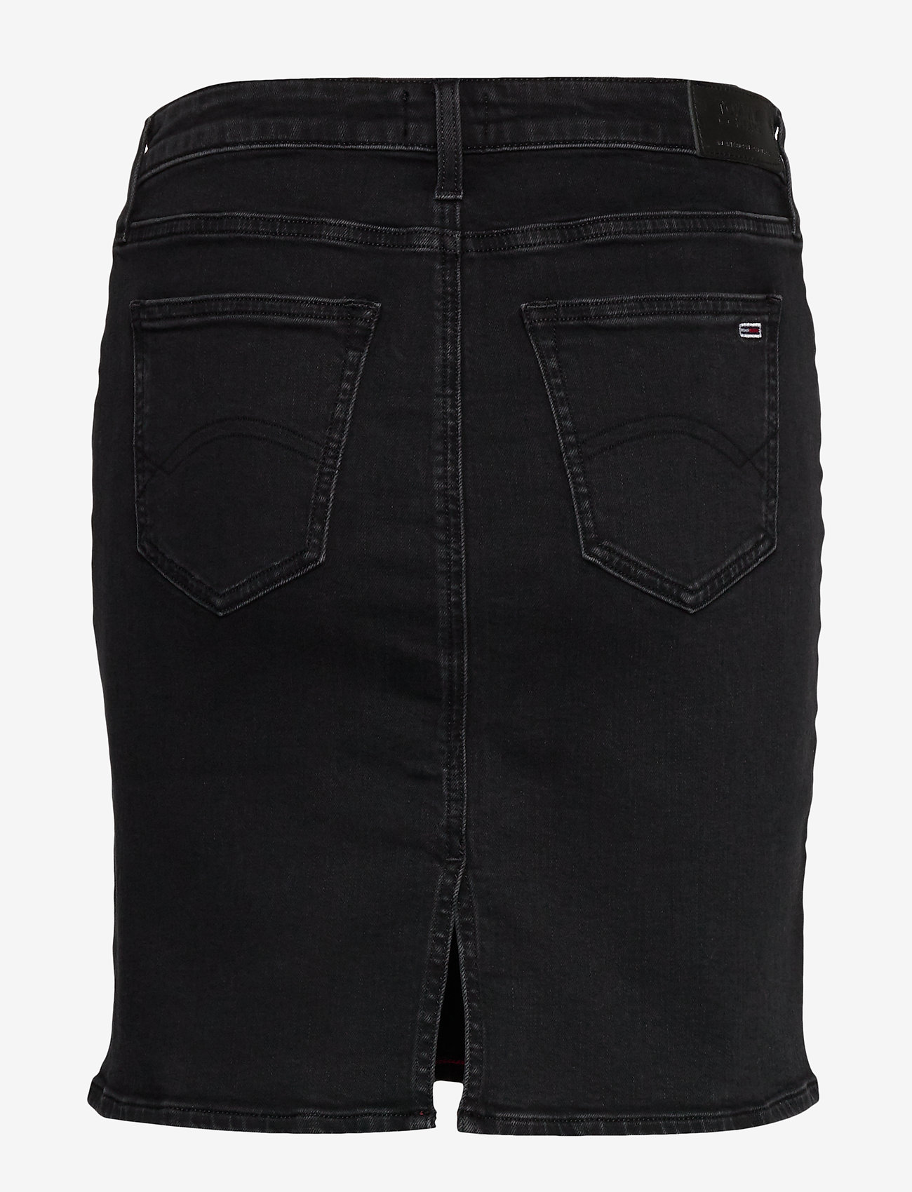 Tommy Jeans - CLASSIC DENIM SKIRT FRZBK - jupes en jeans - franzi bk str - 1