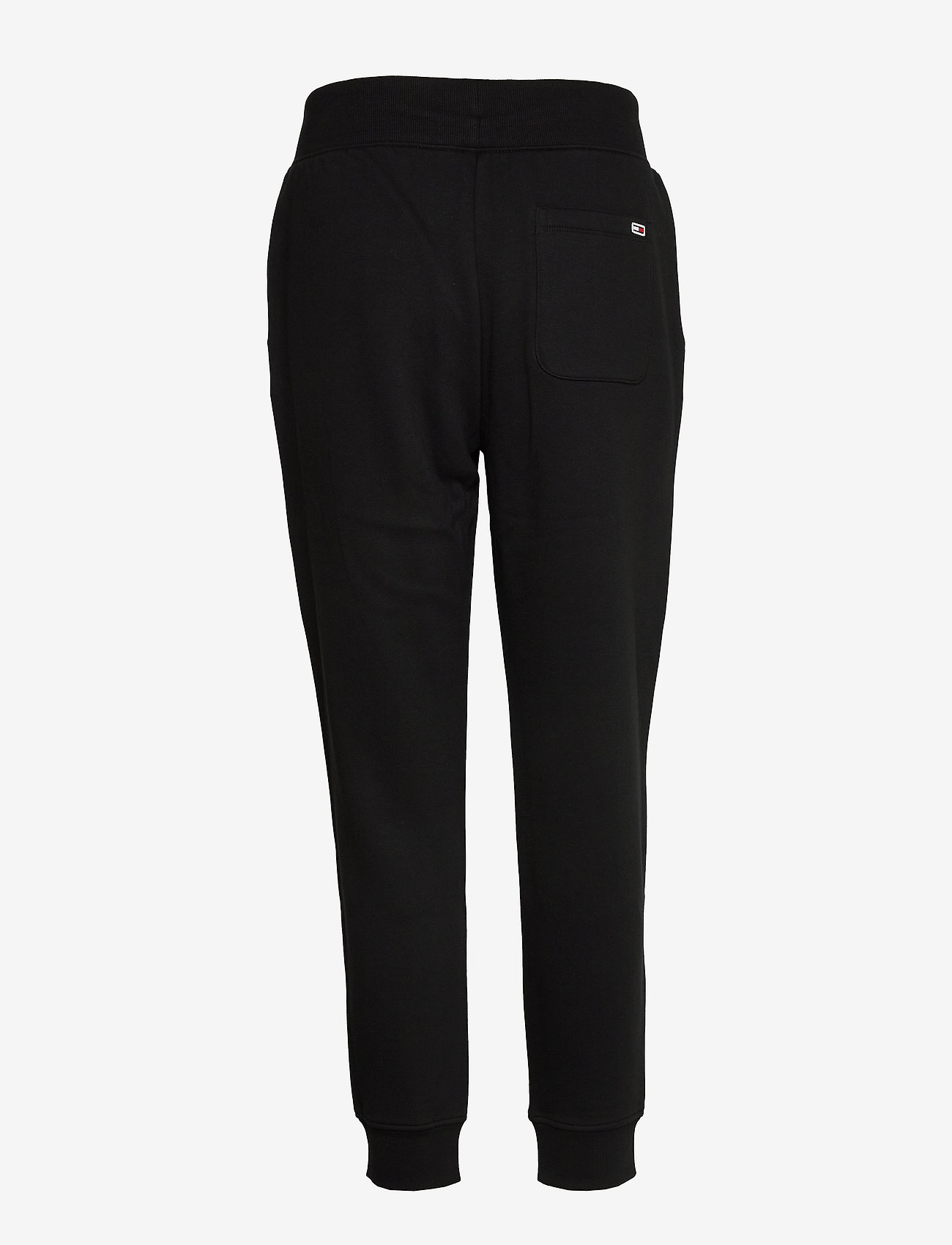Tommy Jeans - TJW TOMMY CLASSICS SWEATPANT - spodnie dresowe - black - 0