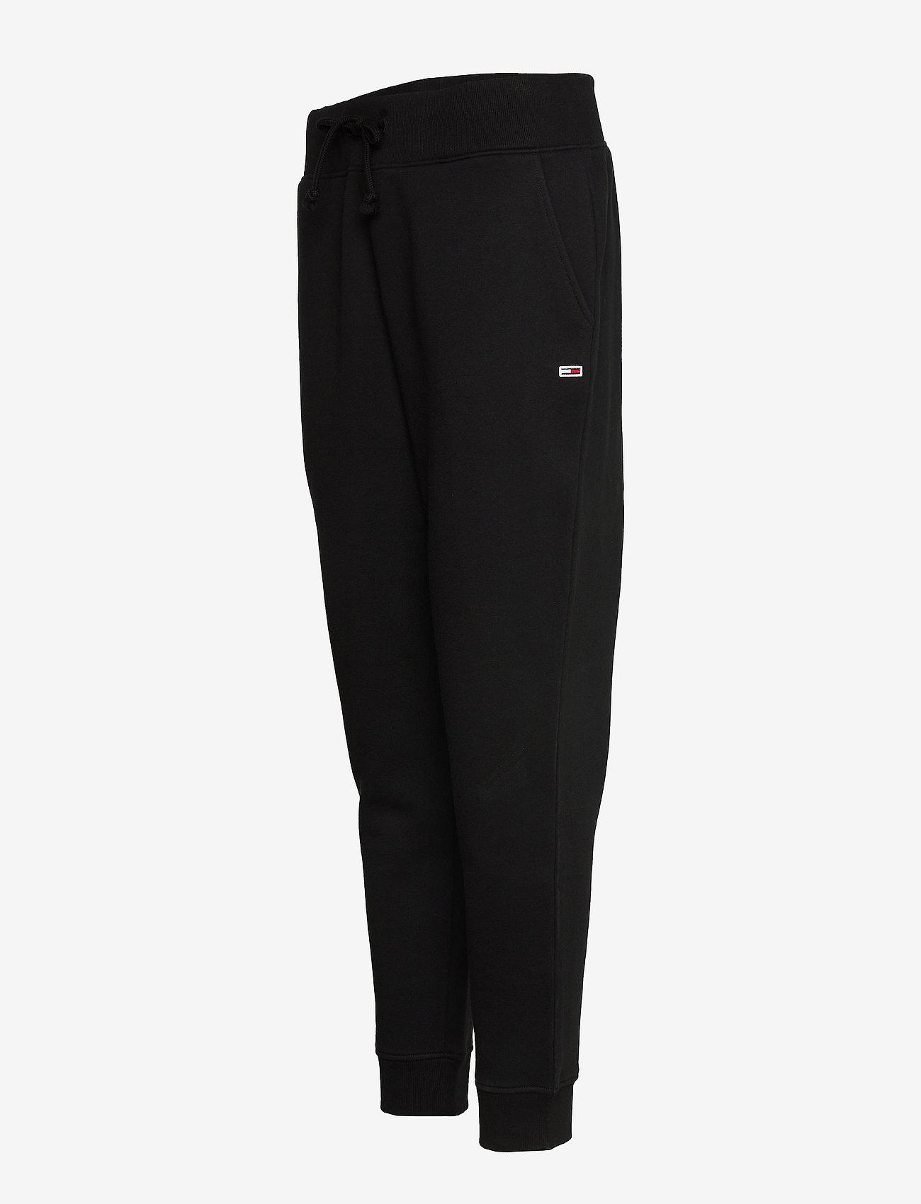 Tommy Jeans - TJW TOMMY CLASSICS SWEATPANT - spodnie dresowe - black - 1