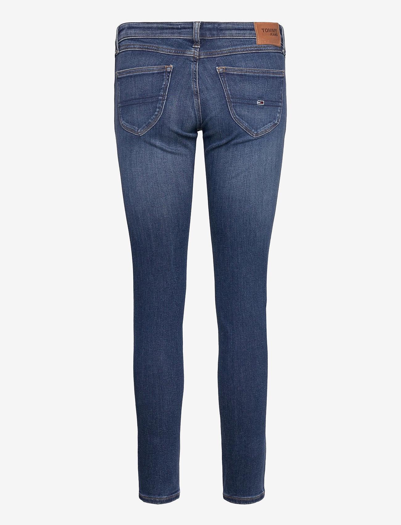 Tommy Jeans - SOPHIE LR SKNY HLDBST - skinny jeans - harlow dark blue str - 1
