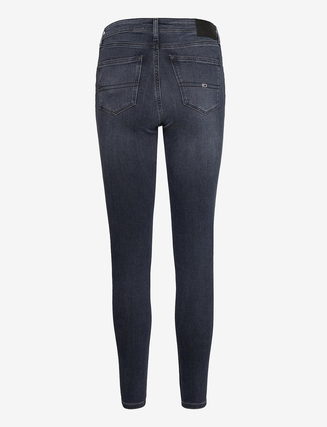 Tommy Jeans - NORA MR SKNY ABBS - skinny jeans - albany bl bk str - 1