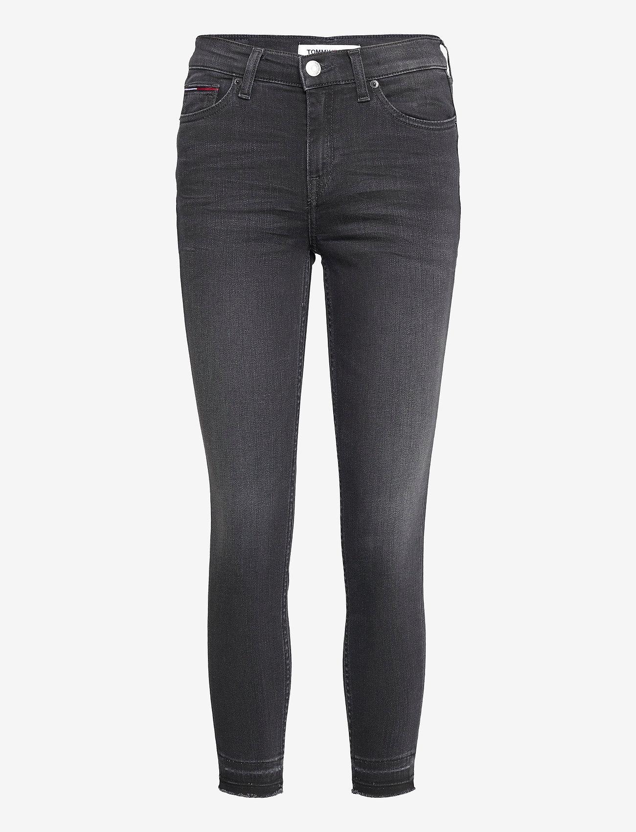 Tommy Jeans - NORA MR SKNY ANKLE  CSBBS - skinny jeans - ceasar bk bk str - 0